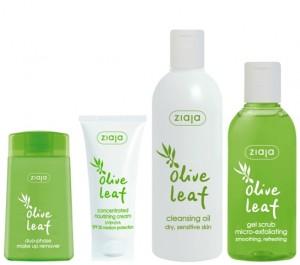 Ziaja Olive leaf - skupinová foto
