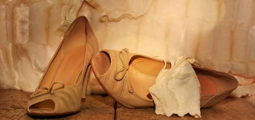 Damska obuv v priebehu vekov