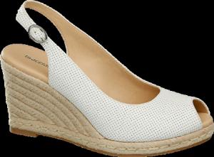 deichmann_biele sandalky na klinovom podpatku_ 19_90_eur
