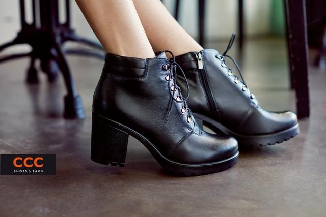 e9420402e68 Jeseň - zima v CCC  Každá cesta sa začína nákupom topánok - ženám.sk