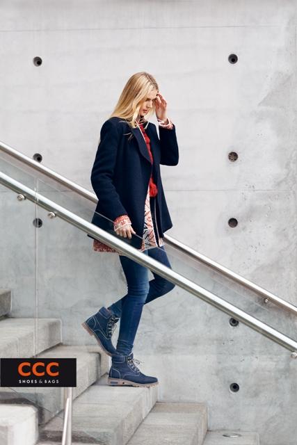cb6ec3685942 Jeseň - zima v CCC  Každá cesta sa začína nákupom topánok - ženám.sk