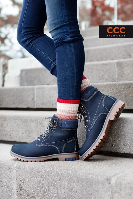 Jeseň - zima v CCC  Každá cesta sa začína nákupom topánok - ženám.sk f8f1e89b22e
