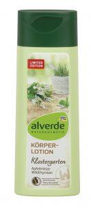 DM_alverde Ki¦érper-Lotion Klostergarten 250ml