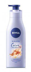 NIVEA_TelovВ mlieko Cocoa & Macadamia oil, NIVEA, 200 ml